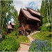 Vista Verde Ranch - Luxury, All-Inclusive Guest Ranch. Elegant log cabin or deluxe lodge room accommodations. Amenities include fine dining, activities, outdoor pool, & personalized service!