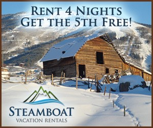 Colorado Vacation Rentals : Steamboat Lodging!