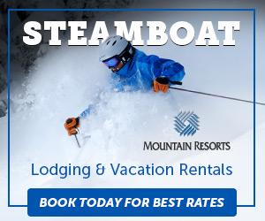Mountain Resorts - Steamboat Lodging.