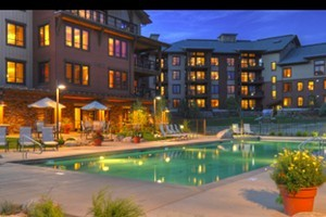 Trailhead Lodge by Steamboat Resorts :: Fully furnished suite lodge located in the heart of Wildhorse Meadows, Steamboat's only master planned community. Choose from studio & 1-3 bedroom condos. Book today!