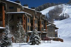 Antlers Christie Base by Steamboat Resorts :: The finest in Steamboat lodging! Luxury ski-in/out condos adjacent to the slopes in Ski Time Square. 3-5 bdrm luxury condos, exquisite accommodations & 5 star guest services!