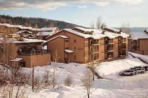 Ski Inn by Steamboat Resorts :: Located under the Gondola & offer a groomed access trail to the ski area & gondola. Choose from 1, 2 & 2 bed plus loft condos. Perfect for affordable family or group getaway!