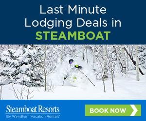 Wyndham Vacation Rentals - Steamboat Lodging!