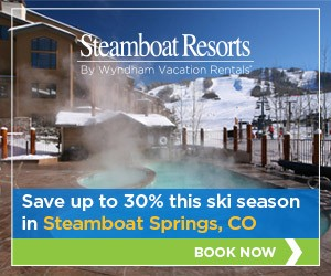 Wyndham Vacation Rentals : Steamboat Lodging!