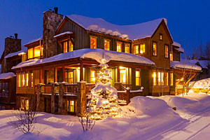Porches Steamboat - great winter rates