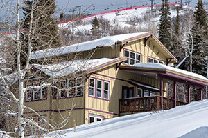 On-Mountain Home Rentals in Steamboat