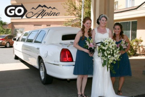 Go Alpine - Wedding Transportation & Limo Service