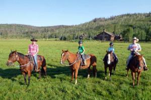 Vista Verde Dude Ranch Vacations