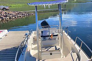Steamboat Springs Fishing Boat Rentals