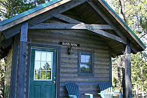 The Cabins at Steamboat Lake