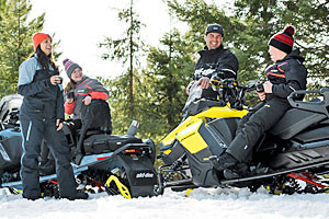 Rocky Mountain Sled Rentals - for ages 12 and up
