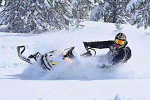 Steamboat Snowmobile Rentals and Tours