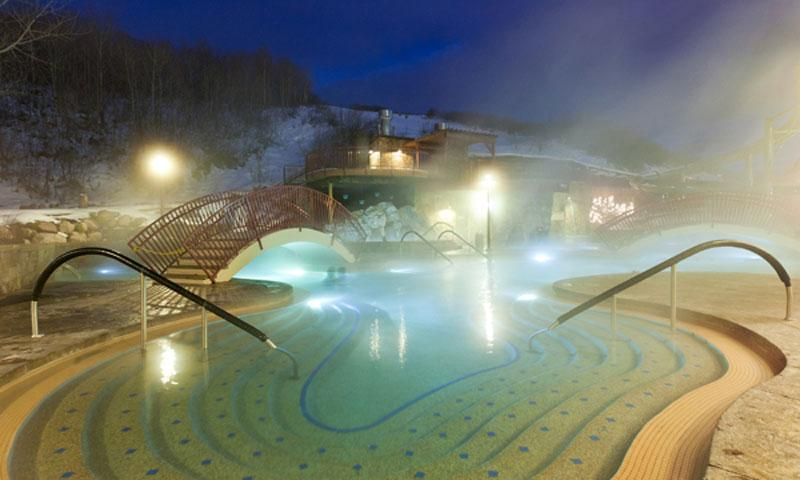 Old Town Hot Springs in Steamboat Springs