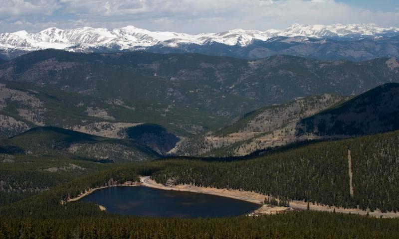 Gore Range Mountains In Colorado Alltrips