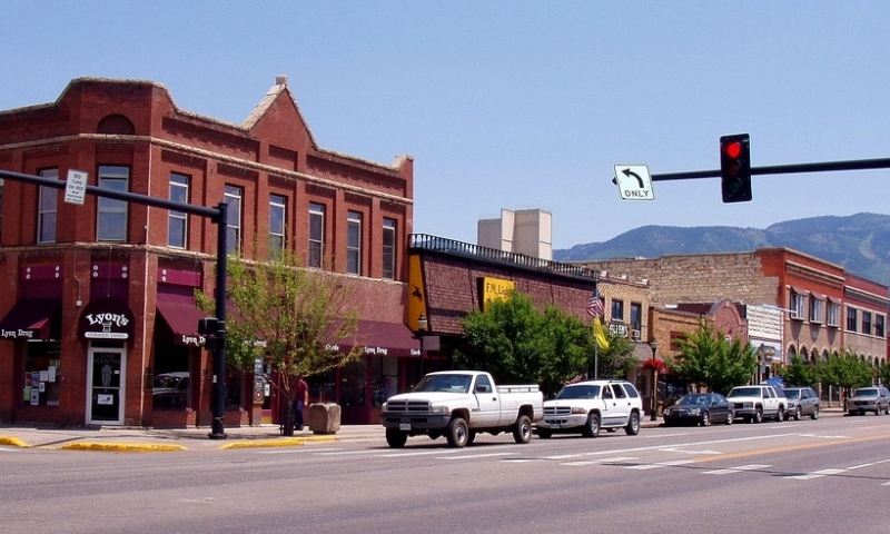 Historic Downtown Steamboat Springs Colorado Alltrips