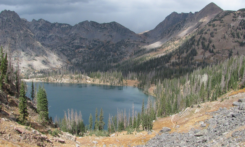 Mount Zirkel Wilderness Colorado