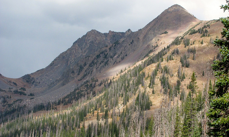Colorado Mount Zirkel Wilderness
