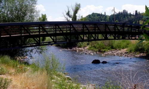 Yampa River Trail Steamboat Springs