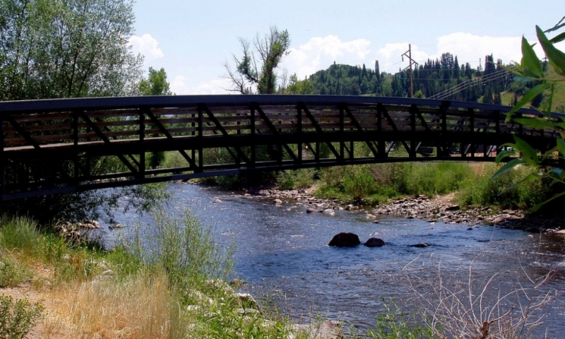 The Yampa River Core Trail