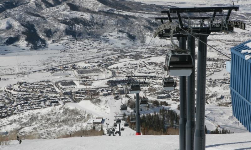 Steamboat Springs Colorado Ski Resorts Skiing Areas