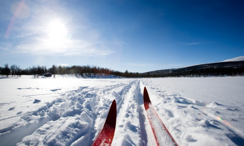Steamboat Springs Colorado Cross Country Skiing Nordic