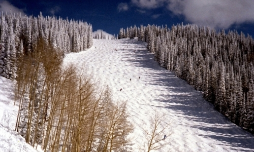 Steamboat Springs Colorado Skiing