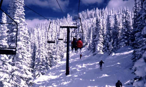 Steamboat Springs Skiing