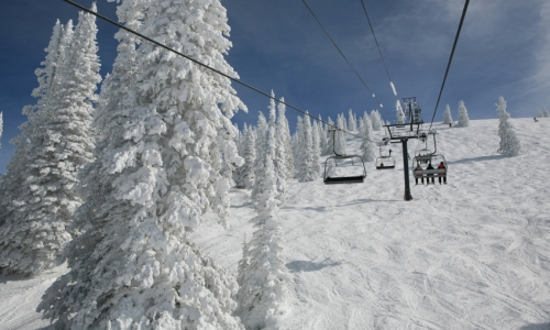 Steamboat Springs Colorado Ski Resort