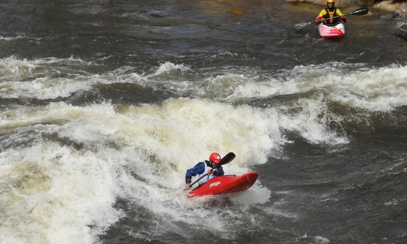 Yampa River Festival Kayaking Steamboat Springs