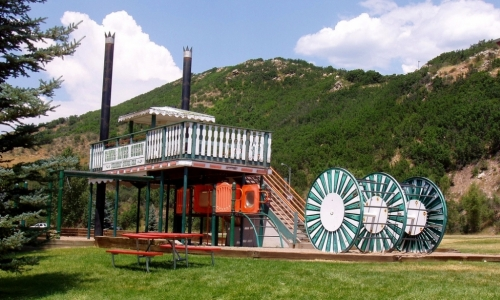 Steamboat Springs Town Park