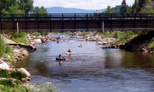Steamboat Springs Yampa River Tubing