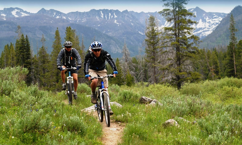 Mountain Biking in Steamboat Springs