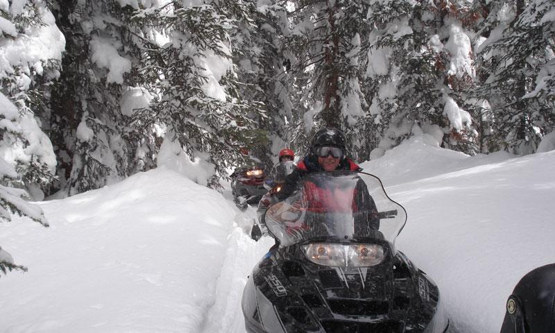 Steamboat Springs Snowmobiling Snowmobile Rentals Amp Tours
